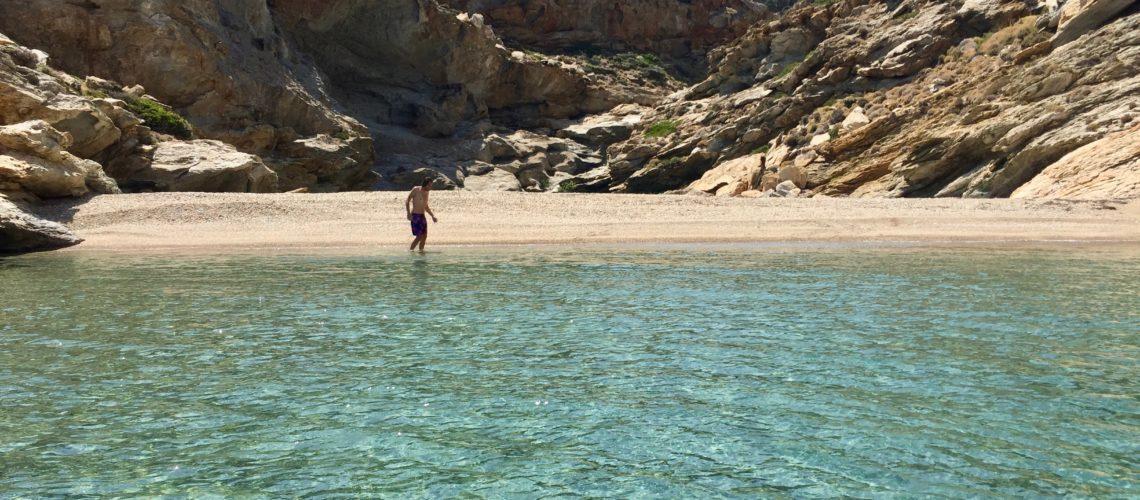 cavo d oro beach